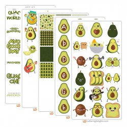 Avo Good Day - Graphic Bundle