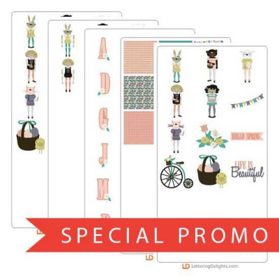 Spun Cotton - Promotional Bundle