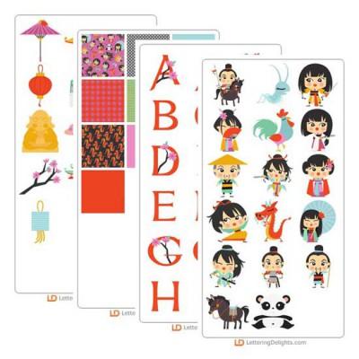 Zhanshi - Graphics Bundle