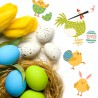Clucks and Peeps - Easter - CS -  - Sample 1