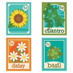 Homegrown - Florals And Herbs - CS