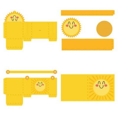 Box of Sunshine - CP