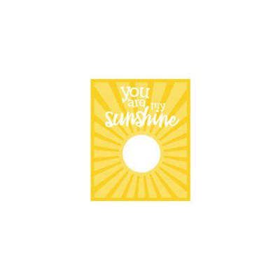 Box of Sunshine - Lip Balm Holder - PR