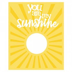 Box of Sunshine - Lip Balm Holder - CP