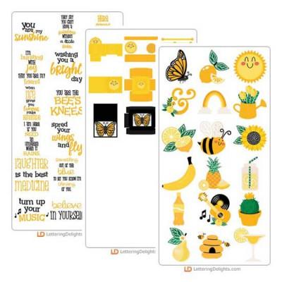 Box of Sunshine - Cut Bundle
