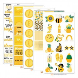 Box of Sunshine - Graphic Bundle