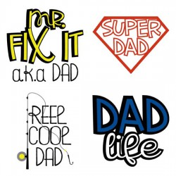 Daily Dad - Sayings - GS