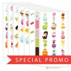 Buttercream Babes - Promotional Bundle