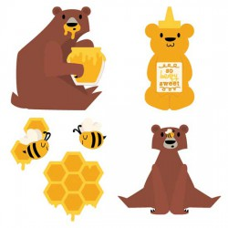 Honey Bear - CS