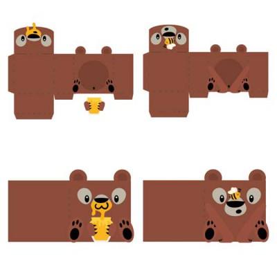 Honey Bear - CP