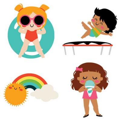 Summer Days - CS