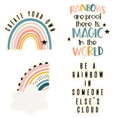 Chasing Rainbows - Sayings - CS