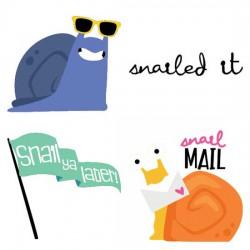Snailed It - Puns - CS