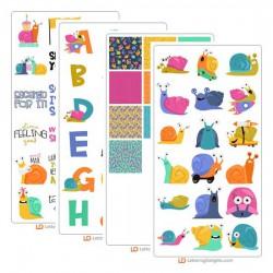 Snailed It - Graphic Bundle