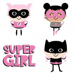 Super Girl - GS