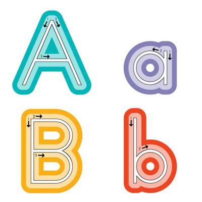 A-Z Print Trainer - AL