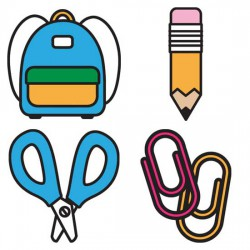 Stickies School - Supplies - CS