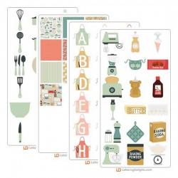 Let's Cook - Graphic Bundle