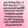 PN Pink Twizzle - FN -  - Sample 4
