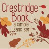 PN Crestridge Book - FN -  - Sample 2