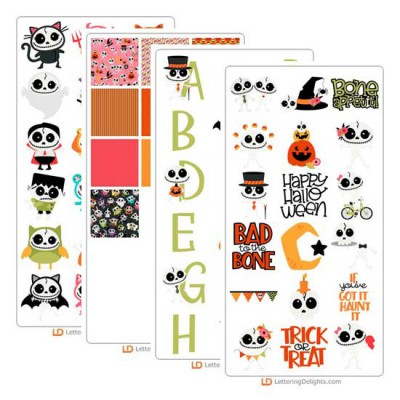 Bone-ita And Slim - Graphic Bundle