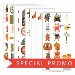 Halloween Town - Promotional Bundle