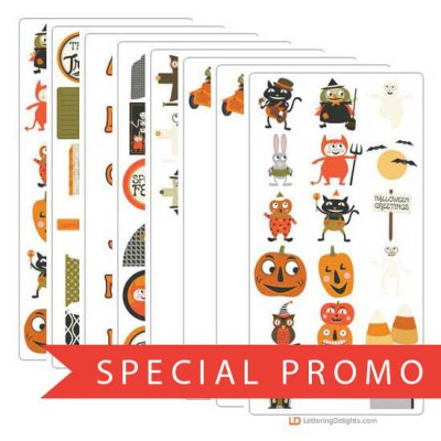 Halloween Town - Promotional Bundle