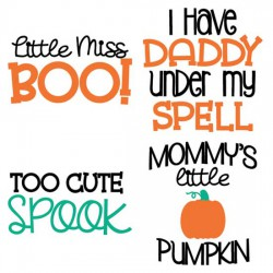Pipsqueaks Halloween - Phrases - CS