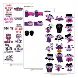 Little Vampires - Cut Bundle