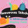 PN Generous Stitch - FN -  - Sample 2