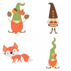 Fall Gnomes - GS