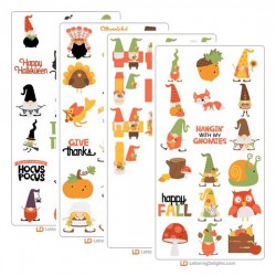 Fall Gnomes - Cut Bundle