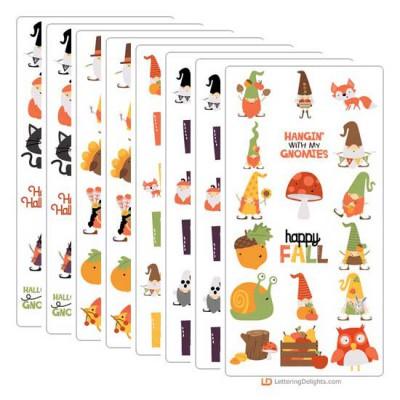 Fall Gnomes - Graphic Bundle