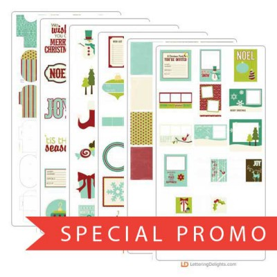 Peppermint Holiday - Promotional Bundle
