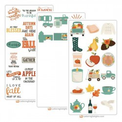 Fall Favorites - Cut Bundle
