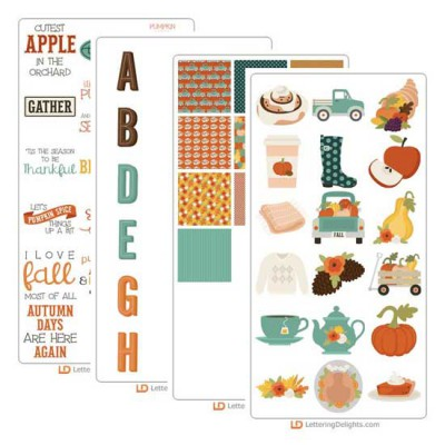 Fall Favorites - Graphics Bundle