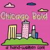 PN Chicago Bold - FN -  - Sample 2