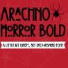 PN Arachno Horror Bold - FN -  - Sample 2