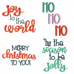 Santa's Workshop - Sayings - CS