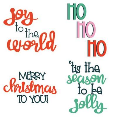 Santa's Workshop - Sayings - CS