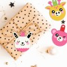 Kawaii Christmas - Animal Ornaments - CS -  - Sample 1