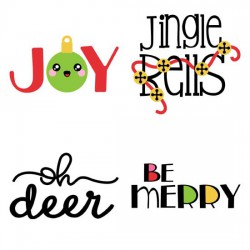 Kawaii Christmas - Sayings - GS