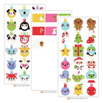 Kawaii Christmas - Cut Bundle