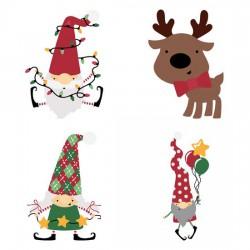Christmas Gnomes - GS