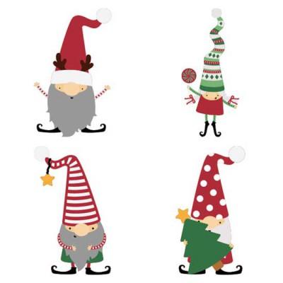 Christmas Gnomes - CS