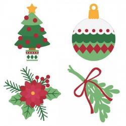Christmas Gnomes - Accents - CS