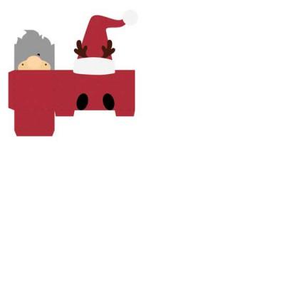Christmas Gnomes - Bag - CP