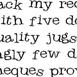 LDJ Pretty Smart - Font