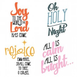 Holy Night - Phrases - CS