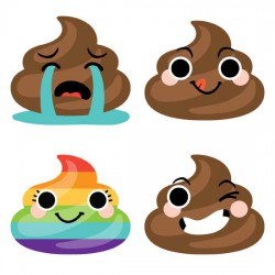 2020 Survivor - Poop Emojis - GS